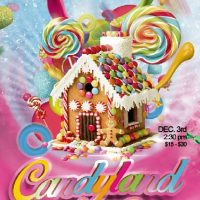 Candyland Craze Family Variety Show