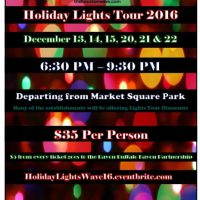 Holiday Lights Tour 2016