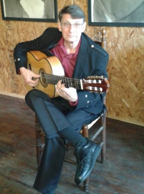 Flamenco Guitar Lessons (by appointment)