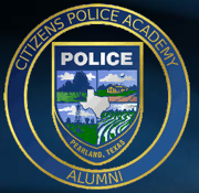 Pearland Citizens Police Academy Alumni Associatio...