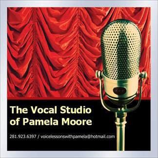 VSPM - The Vocal Studio of Pamela Moore