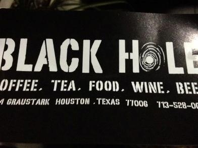 Black Hole Coffee House