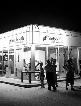 The Photobooth on Montrose