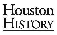 Houston History Magazine