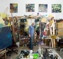 Ron Gordon, Artist