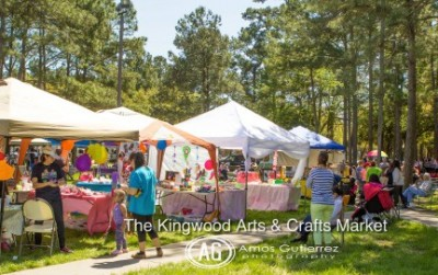 The Kingwood Arts & Crafts Market