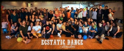 Ecstatic Dance Evolution Houston