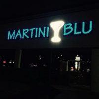 Martini Blu