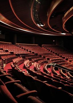 Alley Theatre -- Patricia Peckinpaugh Hubbard Stag...
