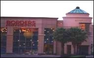 Borders Books - Meyerland Plaza