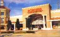 Borders Books - Fountains on the Lake