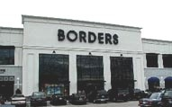 Borders Books - Kirby