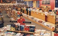 Borders Books - Baybrook