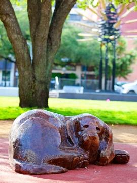 Downtown Houston - Main Street/Market Square Histo...