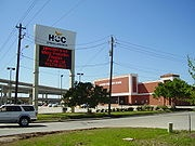 Houston community college spring branch