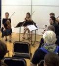 Hirsch Orchestra Rehersal Hall