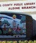 Harris County Public Library - Aldine Branch