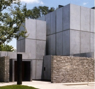 Menil Collection - Former Byzantine Fresco Chapel