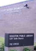 Houston Public Library - Tuttle Branch