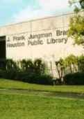 Houston Public Library - Jungman Branch