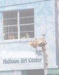 Midtown Art Center Tea Room Gallery