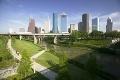 Downtown Houston - Sabine-to-Bagby Promenade