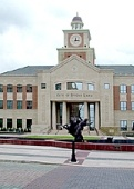 Sugar Land City Hall/Town Square Plaza