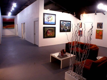 Heights Art Studios & Gallery (Has-G)