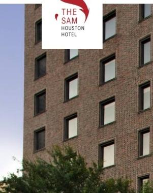 The Sam Houston Hotel (formerly Alden Houston Hotel)