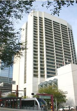 Marriott: Houston Marriott Texas Medical Center