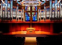 Houston Baptist University (HBU) -- Belin Chapel and Recital Hall