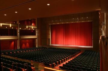 Houston Baptist University (HBU) -- Dunham Theater