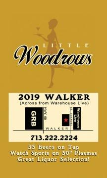 Little Woodrow's - EaDo