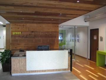 City of Houston Green Building Resource Center