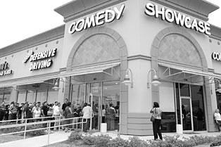 The Comedy Showcase