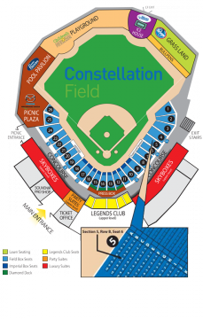 Constellation Field