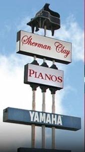 Sherman Clay Pianos Houston