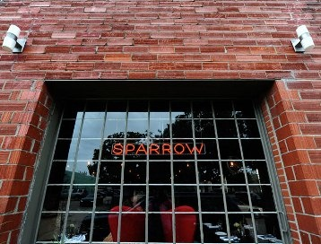 Sparrow Bar + Cookshop