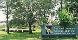 Houston Community College (HCC) - Southwest (Stafford Campus)