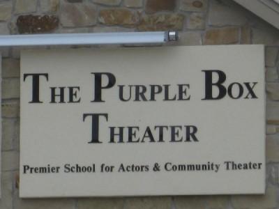 The Purple Box Theater