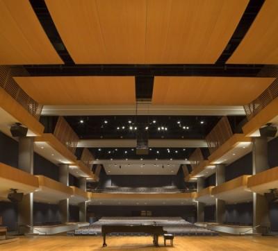 Sam Houston State University: Gaertner Performing Arts Center