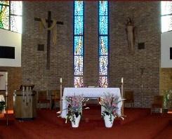 Sacred Heart Catholic Church (Crosby)