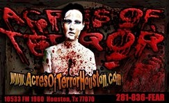 Acres of Terror Houston