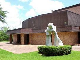 Sam Houston State University: Theatre Center