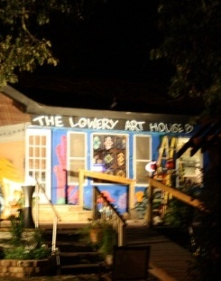 The Lowery Art House Montgomery