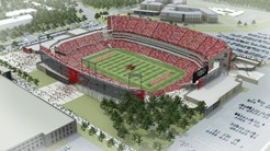 University of Houston - TDECU Stadium