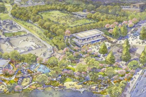 Buffalo Bayou Park - The Water Works